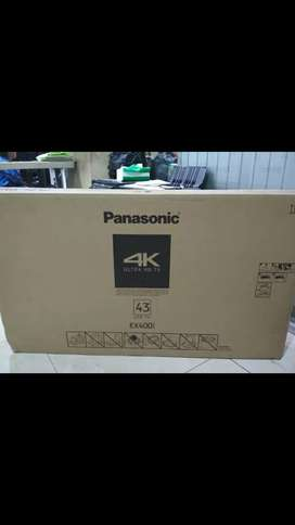 Panasonic 4K HDR 43 inch.smart tv