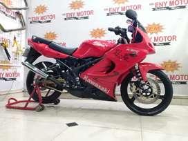 Kinclong Abis Ninja RR Old Superkips 2009 #Eny Motor#