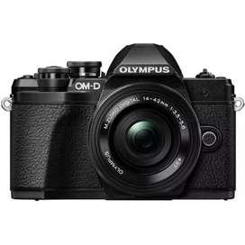 Olympus OM-D-E M10 mark lll Kit 14-42mm Bisa kredit tanpa CC