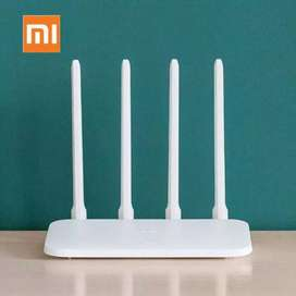 Xiaomi MI 4C WiFi Router 4 Antenna Strong Signal 2 in 1 App Control
