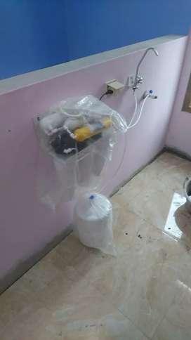 Mesin RO air minum rumah tangga 100 gpd