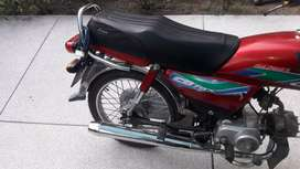 Good  bike and neet condition  1st hand used.