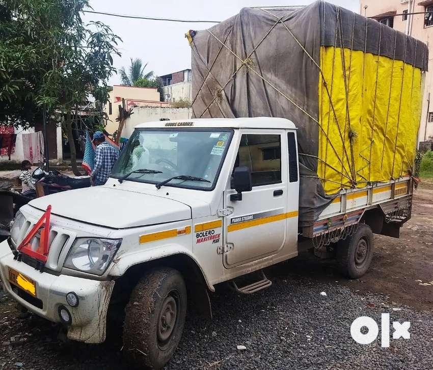 Mahindra Pick up on Rent