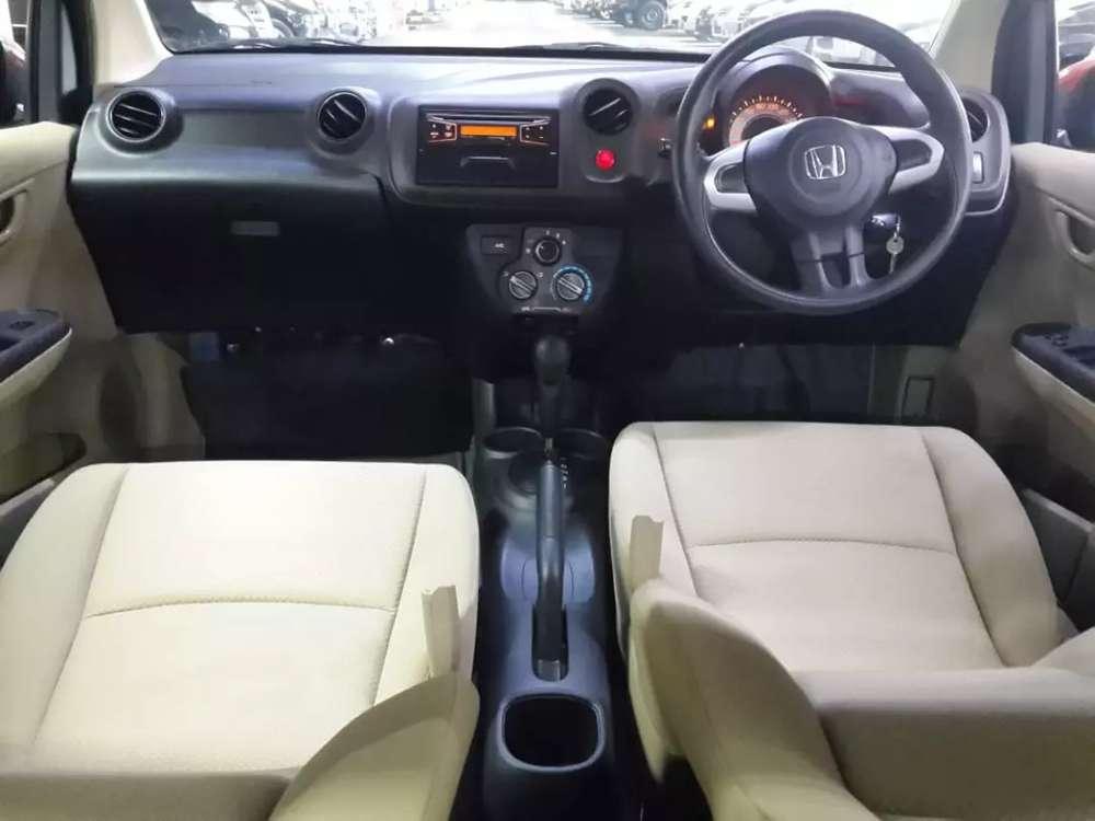 Honda Brio 2013 Metic