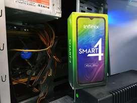Infinix smart 4 • 4000 mah √ 32GB rom