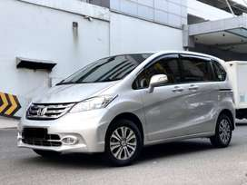 [DP40jt] Honda Freed 1.5 E (PSD) AT 2015 Silver [autowhiz]