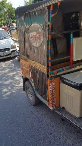 Best condition rickshaw for sale,All document are clear.