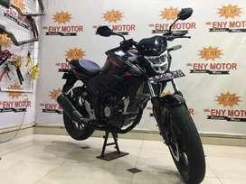 Gass Honda Cb150R th 2018 Hitam Glossy - Eny Motor