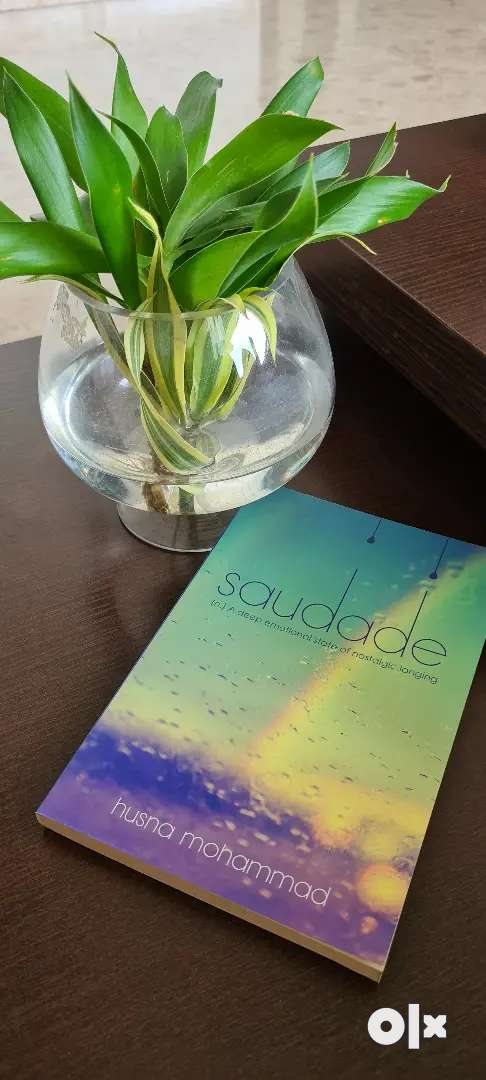 Saudade -A collection of 9 short stories 0