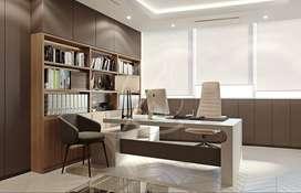 Menerima Jasa Interior Design Renovasi Ruangan Kantor