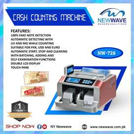 CASH MONEY COUNTER LOCKER BINDING MACHINES COUNTING DETECTION