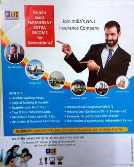 LIC Company process  hiring in Delhi