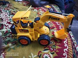 JCB machine toy