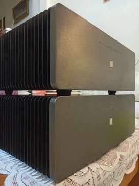 Power amplifier monoblock Rowland Research Model 3 Monaural.
