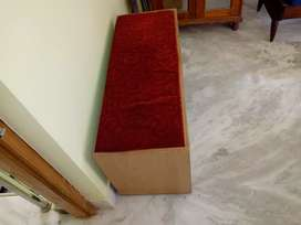 Shoes  box with upper cushion