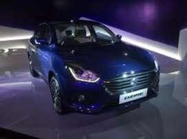 Buy Brand New Car Maruti Suzuki Dzire available on Minimum Downpayment