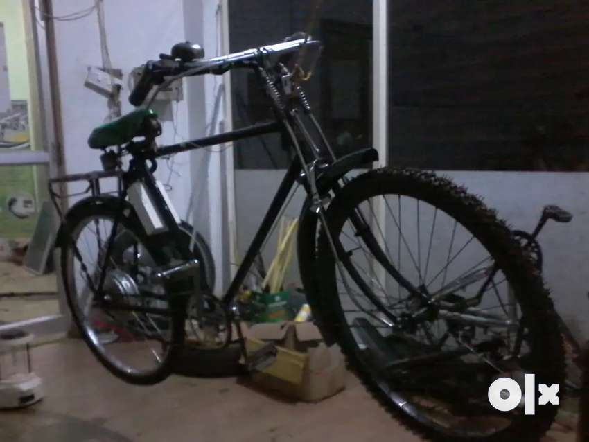 Electric cycle 0