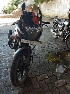 Bajaj Pulsar 220F _2018 model single owner good condition