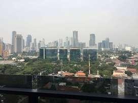 Apartemen District 8 @ SCBD – 1 BR (70 sqm) Full Furnished, View Timur