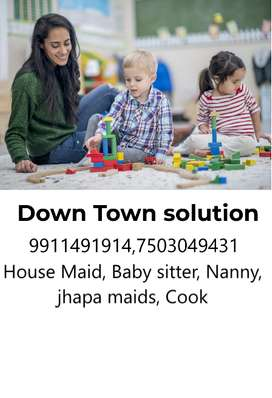 Honest & reliable Provider House Maids, Baby sitter, Nanny