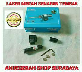 Laser Merah Senapan Tembak