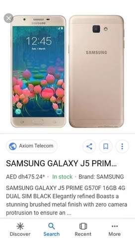 Samsung j5 prim