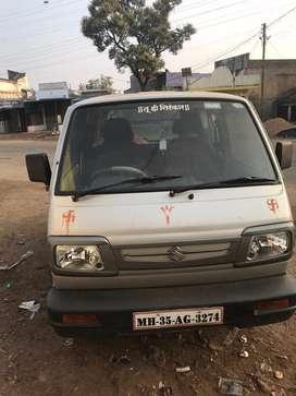 Maruti Suzuki Omni 2018 Petrol Well Maintained