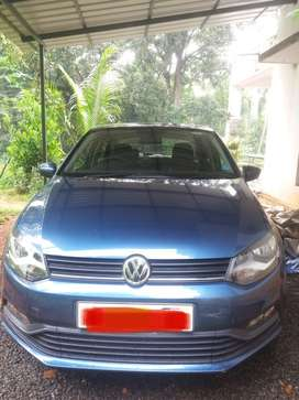 Volkswagen polo comfort line diesel 2017 model (registration 2018 Aug)