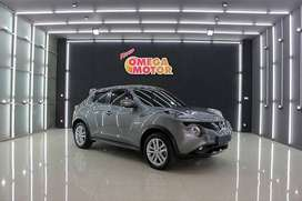 ANTIK KM 17RB NISSAN JUKE RX RED INTERIOR 2017