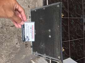 Radiator AC copotan W202