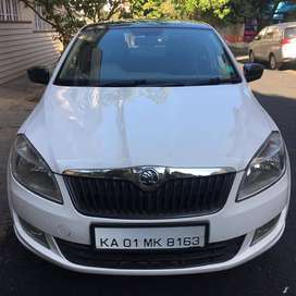 Skoda Rapid 1.5 TDI CR Ambition Plus, 2014, Diesel
