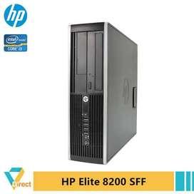 hp Dell Brand intel i3,i5 Desktop CPU 1 yr warranty