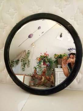 Cermin bulat nego tipis