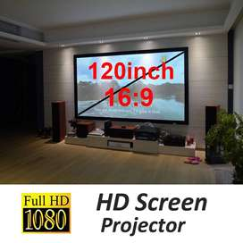 Home Theater Projector Screen - Home cinema 16:9 Projector screen