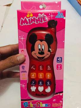 Mainan anak telepon anak