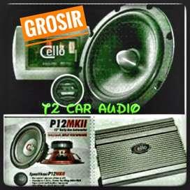 CELLO DENMARK paket audio komplit harga distributor surabaya
