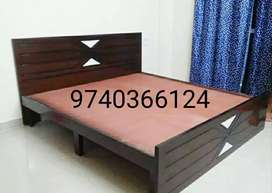 Double cots in all size are available with us