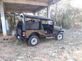 Marshall made as American Jeep