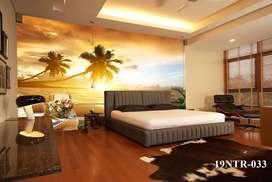 Wallpaper Dinding 3D Custom Desain.16 9356hu