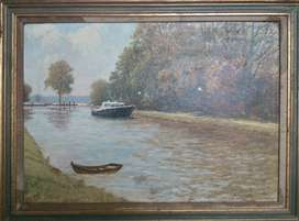 Beautiful Oil painting by g farmer