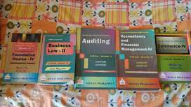 S.Y.Bcom. ( Sem-4) Manan prakashan books