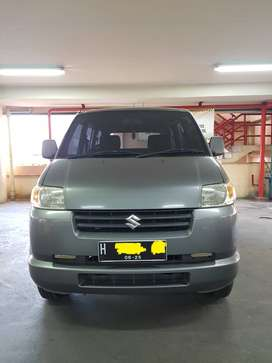 Suzuki APV GE Th 2013 Manual Istimewa