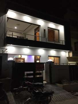 A Beautiful Design 5 Marla One And Half Storey House For Sale In Airpo
