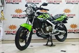 05¶ Kawasaki Ninja SS 150cc th 2014 siaap meluncur- Eny Motor