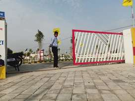 प्लॉट, जे डी ए अप्रूवड, 80% ऋण सुविधा, 800 mt.खातीपुरा रेलवे स्टेशन