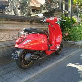 Vespa Sprint 2014 vs credit Bali Dharma