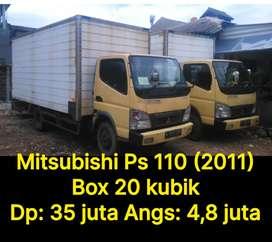 (110 Ps) Canter Box Jumbo