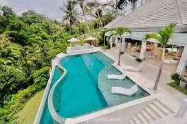 ID:B-171 rent sewa luxury villa ubud gianyar bali near central ubud