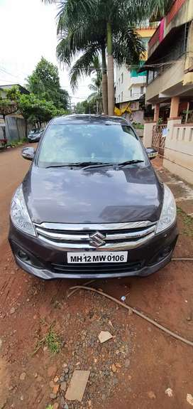 Ertiga 1st hand used car Diesel with good mileage