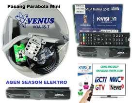 Agen Pasang Parabola K-Vision Berkwalitas